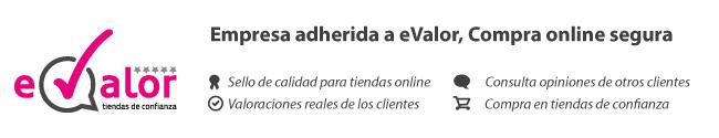Sello de Confianza Online por eValor